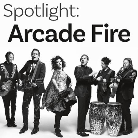 Spotlight: Arcade Fire