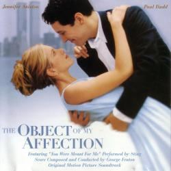 Cover image for The Object of My Affection Soundtrack