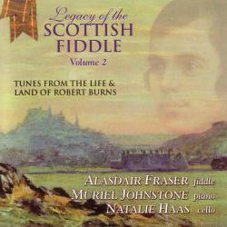 Cover image for Legacy of The Scottish Fiddle, Volume 2