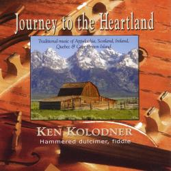 Cover image for Journey To The Heartland