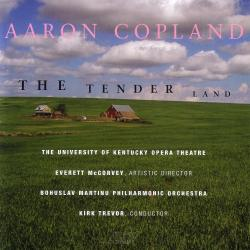 Cover image for The Tender Land