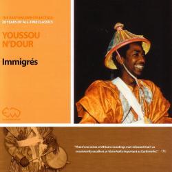 Cover image for Immigrés
