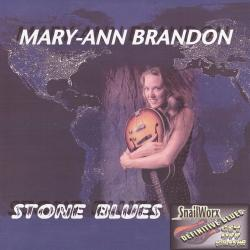 Cover image for Stone Blues