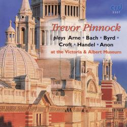 Cover image for Trevor Pinnock At The Victoria & Albert Museum