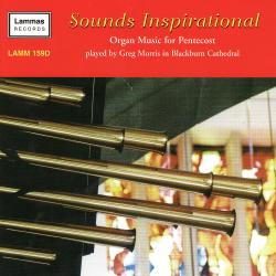 Cover image for Sounds Inspirational - Organ Music for Pentecost