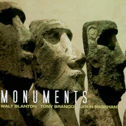 Cover image for Monuments