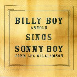 Cover image for Billy Boy Sings Sonny Boy