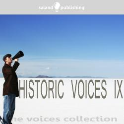Cover image for Historic Voices IX