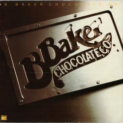 Cover image for B. Baker Chocolate Co.