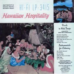 Cover image for Hawaiian Hospitality