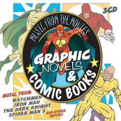 Cover image for Music From the Movies - Graphic Novels & Comic Books