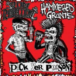 Cover image for Pick Yer Poison Split