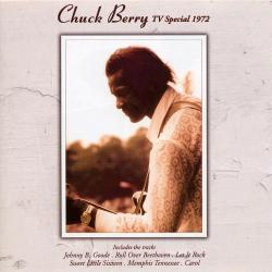 Cover image for Chuck Berry TV Special 1972