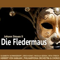 Cover image for Strauss: Die Fledermaus