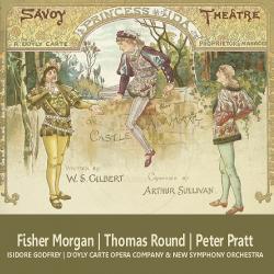 Cover image for Gilbert & Sullivan: Princess Ida