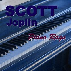 Cover image for Piano Rags