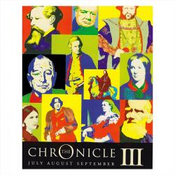 Cover image for Chronicle - Book III