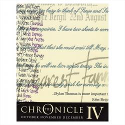 Cover image for Chronicle - Book IV