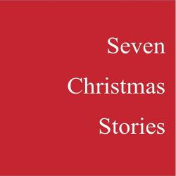 Cover image for Seven Christmas Stories
