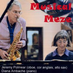 Cover image for Musical Meze