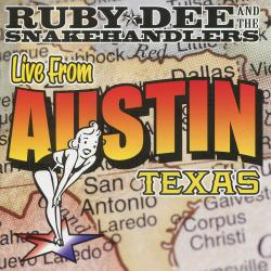 Cover image for Live from Austin Texas