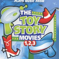 Music From The Toy Story Movies 1,2,3