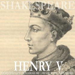 Cover image for Henry V