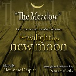 """Cover image for The Meadow - From """"The Twilight Saga: New Moon Composed by Alexandre Desplat"""