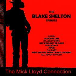 Cover image for The Blake Shelton Tribute