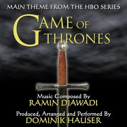 Cover image for Game Of Thrones - Theme From The HBO Television Series (Ramin Djawadi)