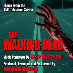 Cover image for The Walking Dead - Theme from the AMC TV Series (Bear McCreary)