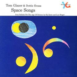 Cover image for Space Songs (from Ballads for the Age of Science)