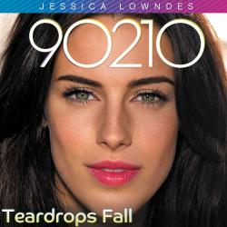 Cover image for Teardrops Fall