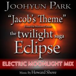 "Cover image for Jacob's Theme from ""The Twilight Saga: Eclipse"" (Electric Moonlight Mix) (Single) (Howard Shore)"