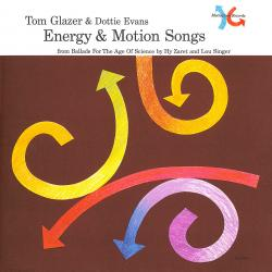Cover image for Energy & Motion Songs (from Ballads for the Age of Science)
