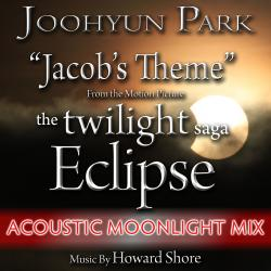 "Cover image for Jacob's Theme from ""The Twilight Saga: Eclipse"" - Acoustic (Single) (Howard Shore)"