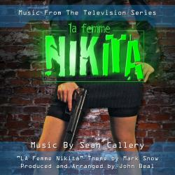 Cover image for La Femme Nikita - Music From The Television Series