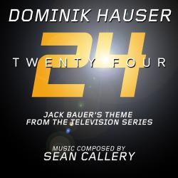 Cover image for 24 - Jack Bauer's Theme from the Television Series (Sean Callery)