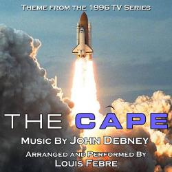 Cover image for The Cape - Theme from the Television Series (John Debney) Single
