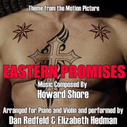 Cover image for Eastern Promises -Theme from The Motion Picture for Piano and Violin - Single (Howard Shore)