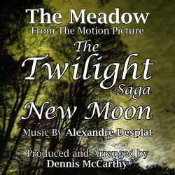 Cover image for The Meadow - From ''The Twilight Saga: New Moon'' (Alexandre Desplat) single