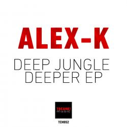 Cover image for Deep Jungle Deeper EP