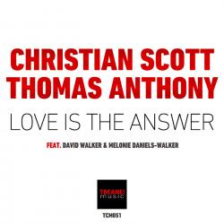 Cover image for Love is the Answer