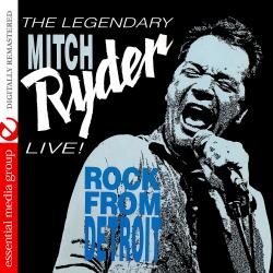 Cover image for Live! Rock From Detroit (Digitally Remastered)