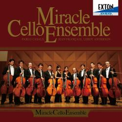 Cover image for Miracle Cello Ensemble