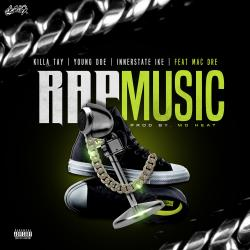 Cover image for Rap Music