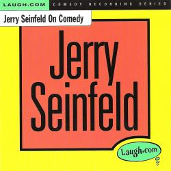 Cover image for Jerry Seinfeld on Comedy