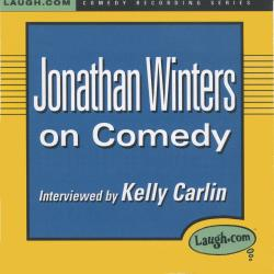 Cover image for Jonathan Winters on Comedy