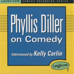 Cover image for Phyllis Diller on Comedy