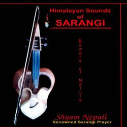 Cover image for Himalayan Sounds of Sarangi